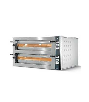 Horno de Pizzas Eléctrico Doble Donatello 2CD Cuppone