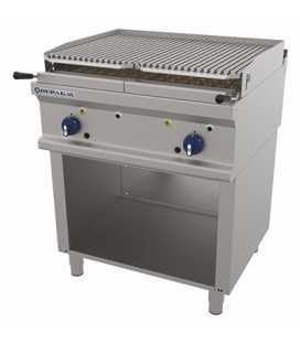 Barbacoa Industrial a Gas con Mueble Repagas BARG-72/S