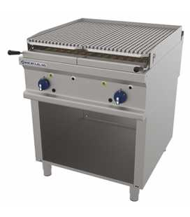 Barbacoa Industrial a Gas con Mueble Repagas BARG-92/S