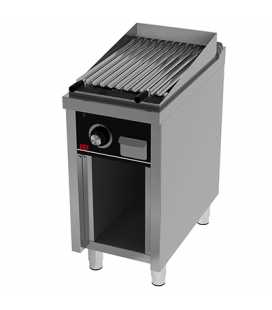 Barbacoa Industrial a Gas con Mueble 400 Serie 750 HR