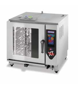 Horno Profesional Mixto Programable 6 GN 1/1 Gourmet Touch Inoxtrend