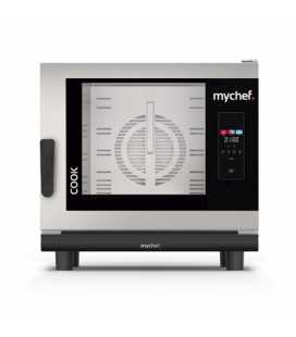 Horno Industrial Convección Mixto Mychef COOK UP 6GN 1/1
