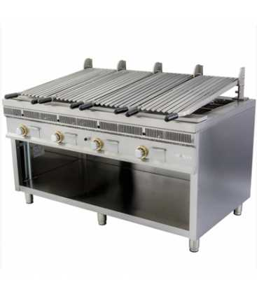 Barbacoa Industrial a Gas Serie Royal Grill PSI 160 Mainho
