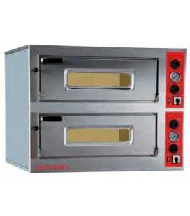 Horno de Pizzas Eléctrico Doble ENTRY MAX 8 PizzaGroup
