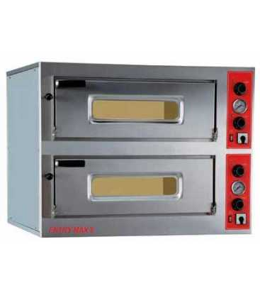 Horno de Pizzas Doble ENTRY MAX 8 PizzaGroup