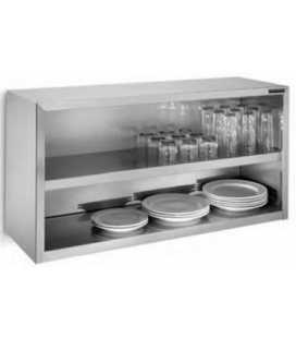 Mueble Estante Alto de Inox Distform