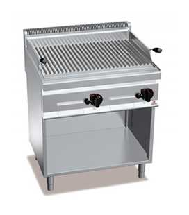 Barbacoa Industrial  Gas con Mueble G9PL80M Bertos