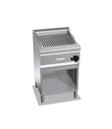 Barbacoa Industrial a Gas con Mueble G6PL60B